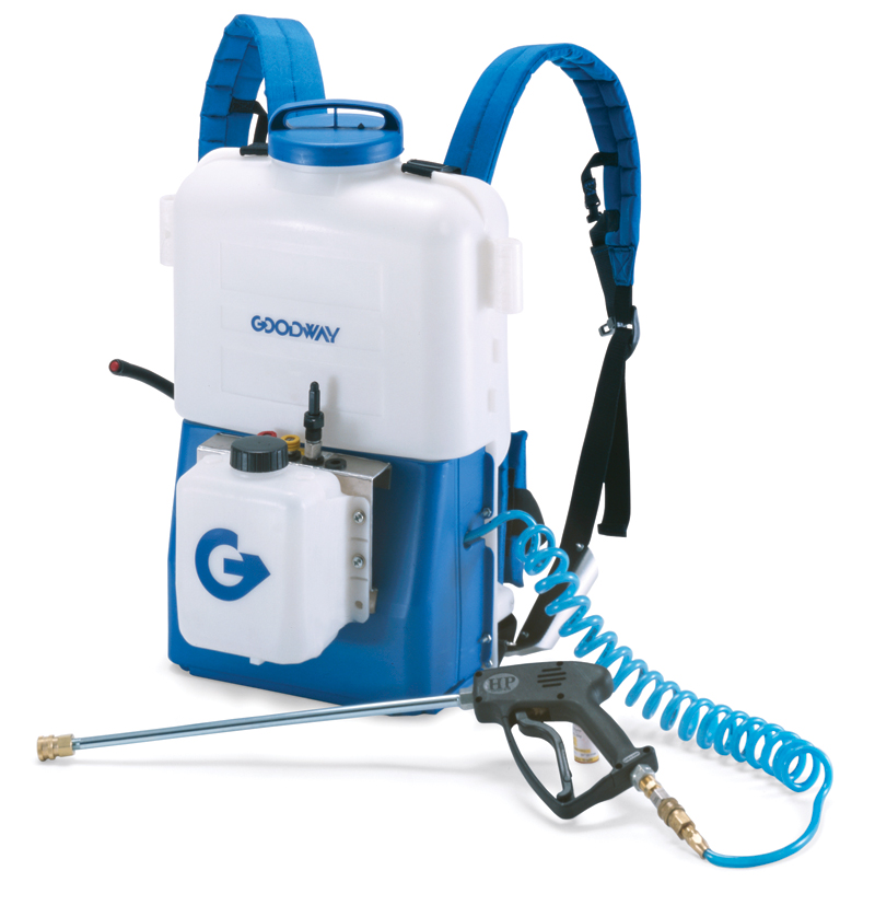 ac cleaning machine