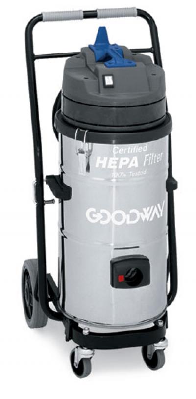Goodway Europe Hepa Vacuums